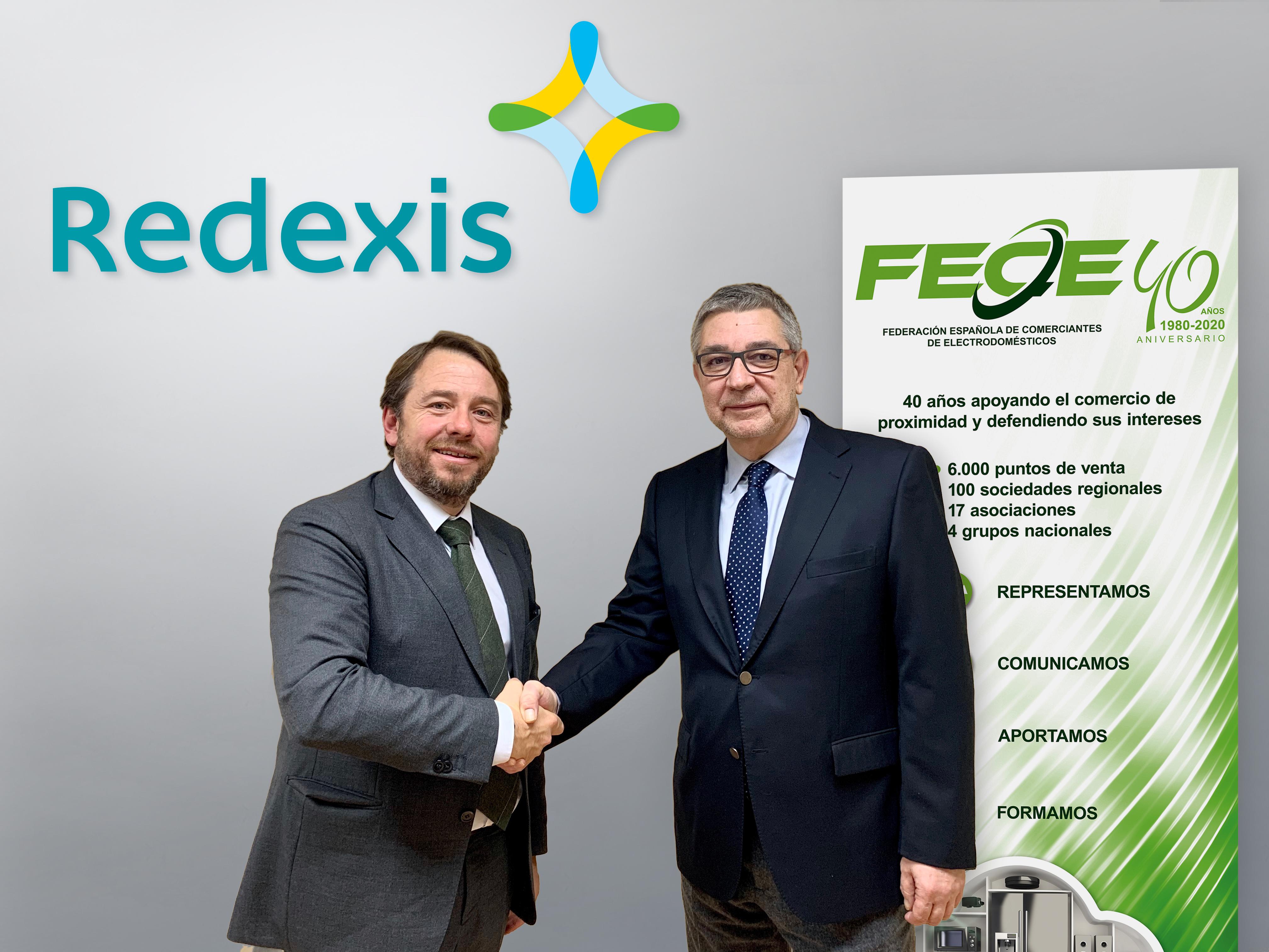 Redexis y Fece firman un acuerdo para colaborar en la captación de nuevos clientes de gas natural