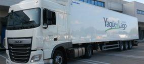 Transportes Yagüe & Lago consolida su actividad y resultados