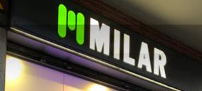 Milar clausura una tienda en Barcelona