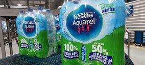 Aquarel amplía su oferta de formatos con r-PET