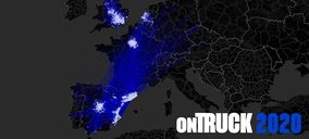 Ontruck lanza un servicio de transporte de larga distancia