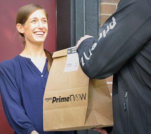 Amazon y DIA extienden a Sevilla su alianza para el servicio Prime Now