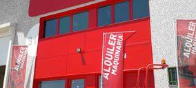 LoxamHune abre nueva tienda de maquinaria pequeña