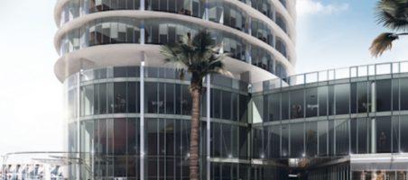 Ecisa se encargará de la construcción del hotel de lujo Suites Málaga Port