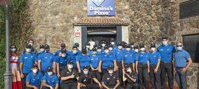 Dominos Pizza llega a Irún y a Ceuta