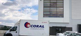 Coral Transports se refuerza en Madrid con una nueva plataforma