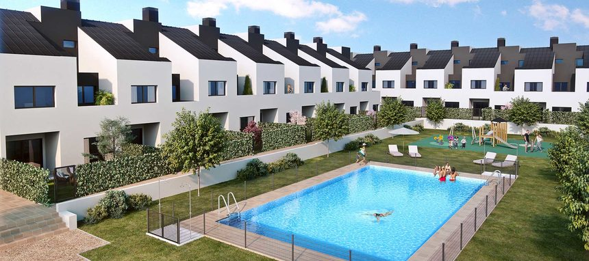 Víveme construirá más de 300 viviendas en Madrid