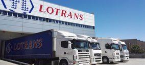 Lotrans Portes terminó el año con crecimiento en flota, ventas y superficie de almacenaje