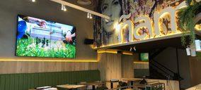 Ñam Restaurantes suma su undécimo establecimiento