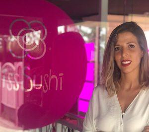 María Martínez Sánchez de Neyra, nueva directora de marketing y comunicación de Miss Sushi