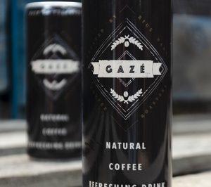 Llega al mercado Gazé, una alternativa a base de café a los refrescos tradicionales