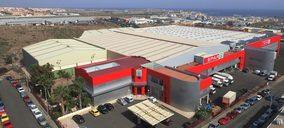Cencosu-Spar Gran Canaria crece cerca de un 4%