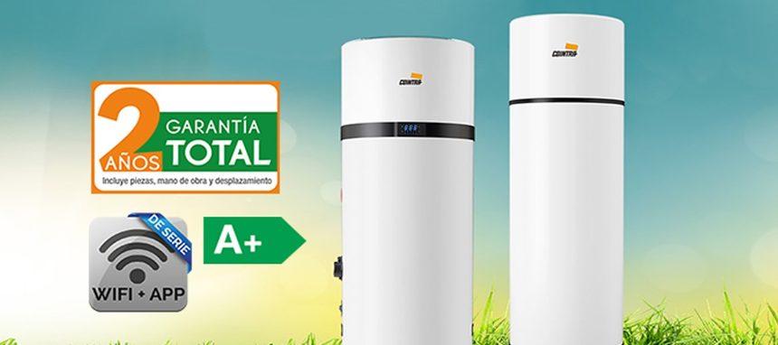 Cointra lanza su nueva gama de bombas de calor para ACS por aerotermia Oasis