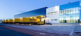 Dachser Iberia deja atrás el crecimiento pese a su mayor infraestructura