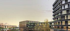 Hines levantará un nuevo proyecto de oficinas en Barcelona