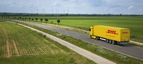 DHL Express lanza un servicio Economy para envíos por carretera con Europa