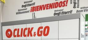 MediaMarkt amplía a todas sus tiendas el servicio de taquillas que le proporciona Hapiick
