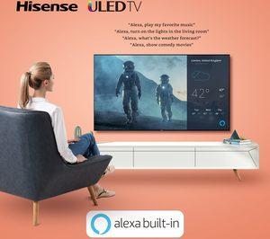 Hisense revoluciona el entretenimiento en el hogar con su nueva gama de televisores 2020