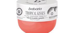 'Babaria' presenta sus nuevas gelatinas bronceadoras