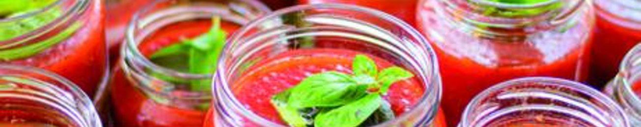 Informe 2020 sobre el mercado de salsas