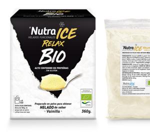 Nutra Ice sale al mercado con helados bío funcionales para preparar en casa
