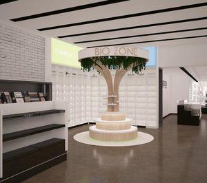 'Perfumerías Laguna' abre su primera Concept Store en Valencia