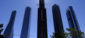 Ursa contribuye al aislamiento de la Torre Caleido de Madrid