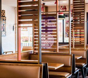 Burger King se acerca al centenar de restaurantes en Madrid