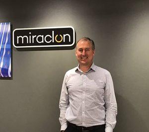 Miraclon nombra nuevo director comercial para el área Emea