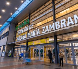 Adif licita la construcción y explotación de un hotel en la estación de Málaga María Zambrano