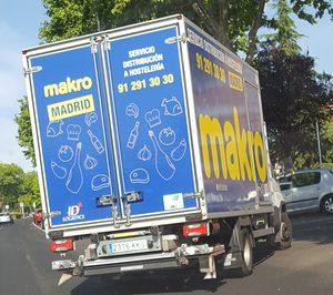 Makro refuerza la logística de su Servicio de Distribución a Hostelería