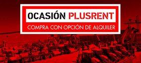 Maquinza crea Ocasión PlusRent, una nueva modalidad de compra con opción de alquiler