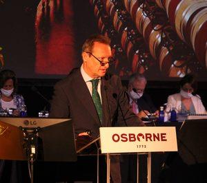 Osborne repunta ligeramente en ventas, pero disminuye un 9% su ebitda