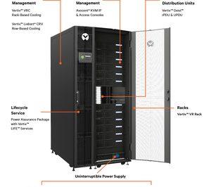 Vertiv presenta su nueva gama de productos de infraestructura Edge