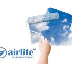 Bouygues usará la pintura descontaminante Airlite