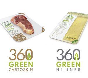 Hinojosa lanza la familia de envases sostenibles 360 Green Packaging