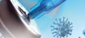 Los suministradores de viales, preparados para la vacuna contra el Covid-19