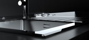 Teka presenta sus nuevos fregaderos Diamond RS15