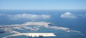 El tráfico portuario desciende un 14,8% en el mes de junio