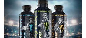Coca-Cola aborda junto a Monster la categoría de bebidas deportivas de alto rendimiento