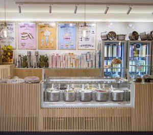 Una cadena de heladerías y creperías abre tres nuevas tiendas