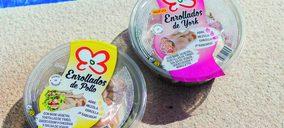 Primaflor incorpora Enrollados de York y Queso a su gama de ensaladas en bowl