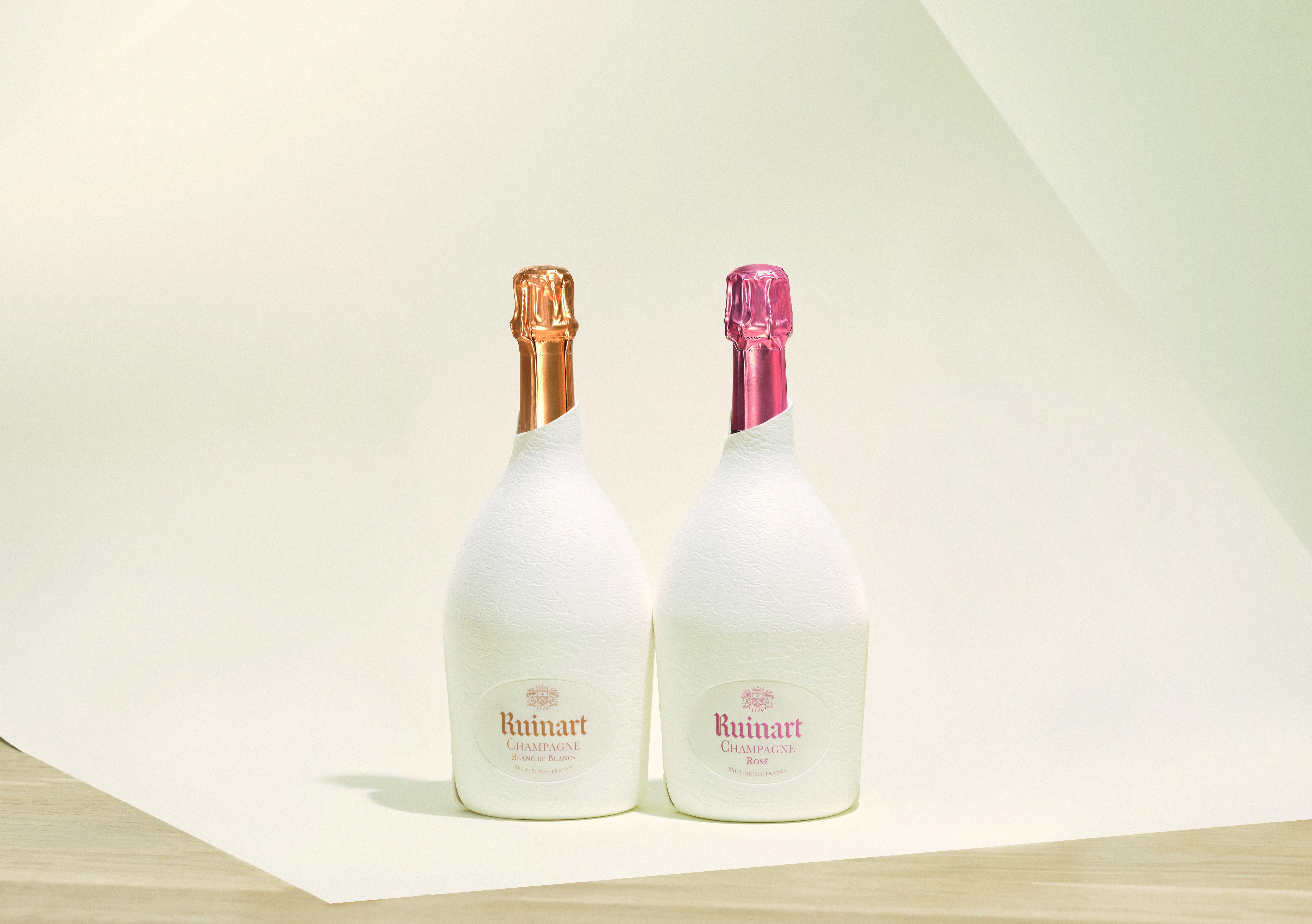 Ruinart desarrolla un nuevo embalaje ecológico para su champagne