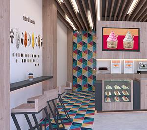 Una nueva marca de heladerías inaugura su segundo establecimiento
