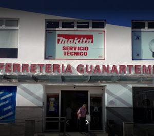 Ferretería Guanarteme abre su cuarto punto de venta
