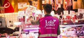 Lola Market refuerza su estructura ante el aumento de pedidos por los rebrotes