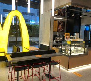 Un franquiciado barcelonés abre su tercer McDonalds en la Ciudad Condal.