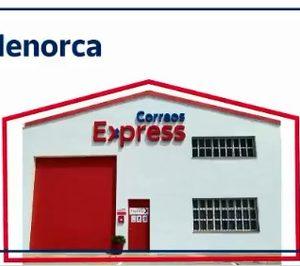 Correos Express inaugura nueva nave en Menorca