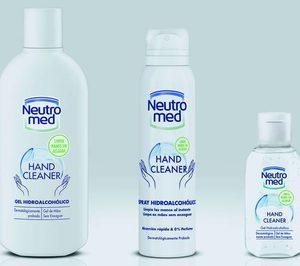 Henkel entra en el mercado nacional de geles hidroalcohólicos