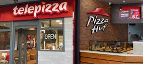 Grupo Telepizza registró un 20% menos de ventas en el primer semestre pero empieza a recuperar el crecimiento